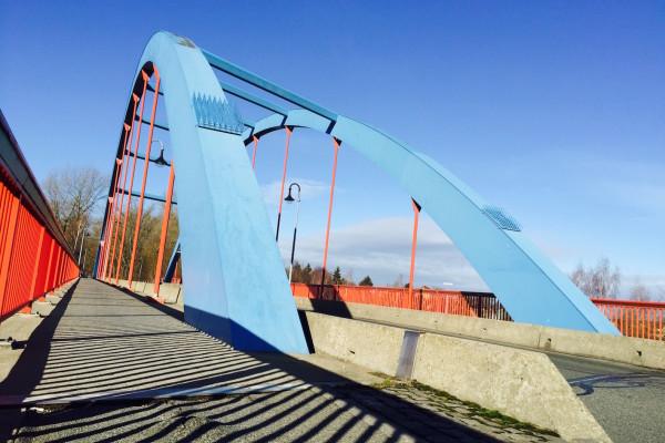Blaues Wunder Ebersbach-Neugersdorf