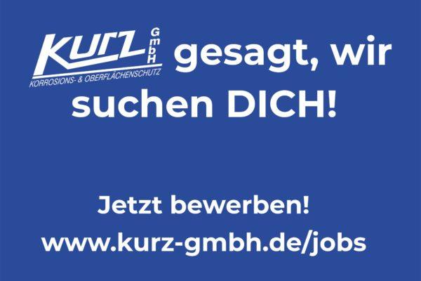Jobs bei der Kurz Korrosions- und Oberflächenschutz GmbH in Cunewalde